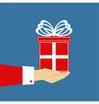 Gift vector image