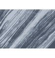 Grunge marble grey blue texture vector image