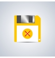 Icon write error vector image