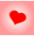 Heart Icon  Heart Icon background Heart vector image vector image