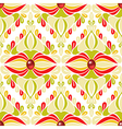 Abstract multicolored seamless pattern vector image
