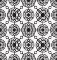 patterns seamless circles 02 vector image
