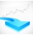Business Arrow vector image vector image