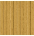 wooden board fence vector image vector image