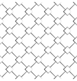 Black and white abstract seamless texture pattern vector image