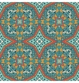 Abstract seamless doodle pattern for fabric vector image