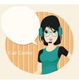 call centre vector image