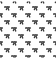 Scarf pattern simple style vector image