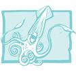 Giant Squid vector image vector image