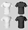 tshirt vector image vector image