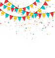 Celebration Background 4 vector image