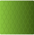 stylish grass green background in diamond-shaped vector image