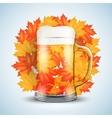 Beer Festival Symbol vector image
