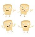 Mr Cookie vector image