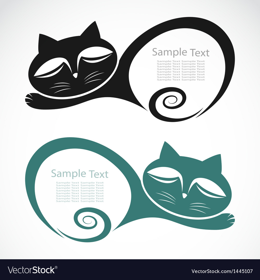 Design of the cat vector