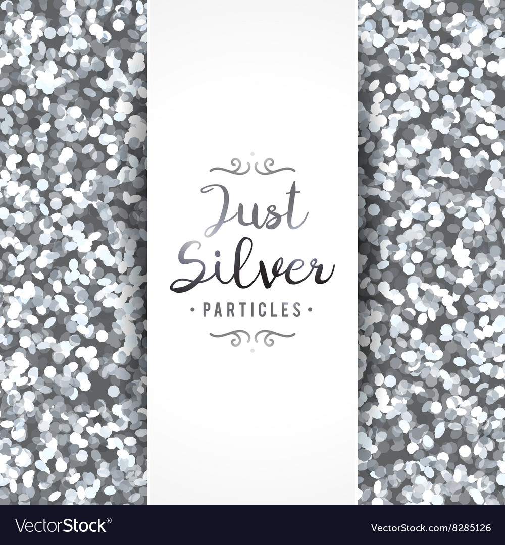 Sparkles seamless pattern vector