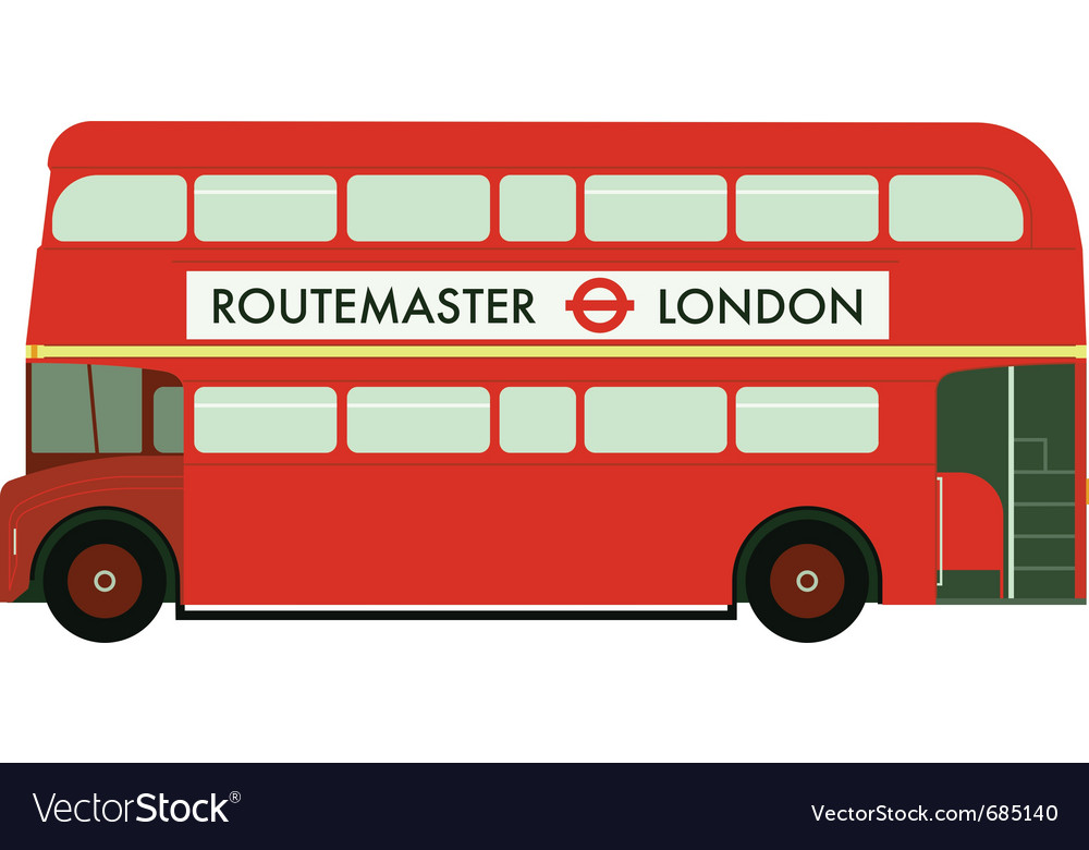 Routemaster vector