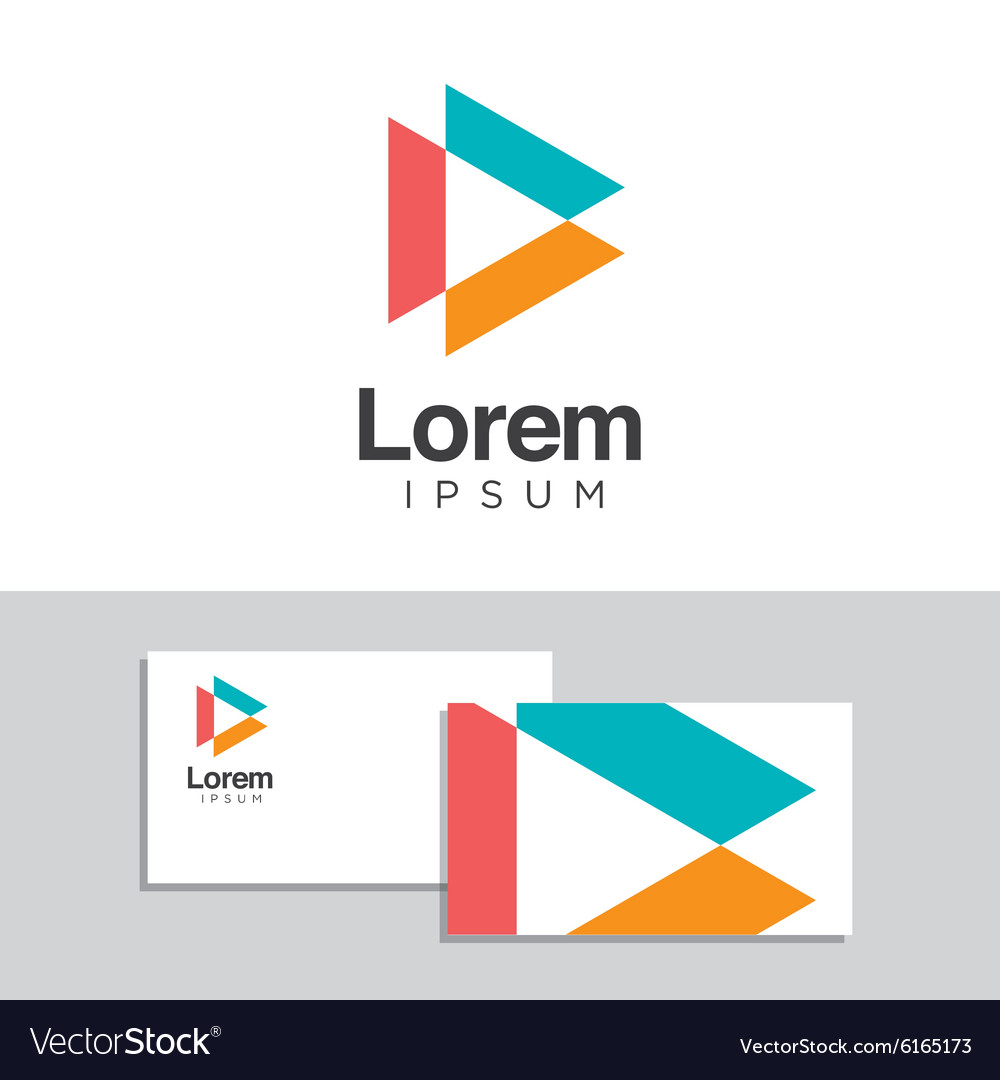 Logo design element 34 vector