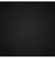 Black carbon seamless pattern vector image