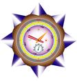 Barometer vector image