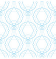 seamless pattern with geometric symbols for the vector image