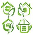 Eco symbol vector image vector image