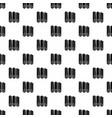 cinnamon sticks pattern vector image