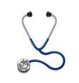 stethoscope isolated vector image