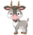 Farm animals Goat vector image