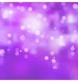 Glittery purple Christmas background EPS 8 vector image