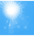 Abstract Sun in the sky Halftone Background vector image