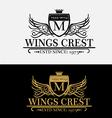 Heraldic Crest Logos Vol 2 vector image