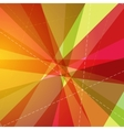 Abstract hot background vector image