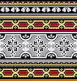 Spanish ornament vector image vector image
