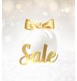Happy Sale card vector image vector image