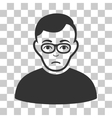 Downer Icon vector image