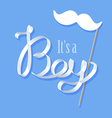 itsaboy vector image