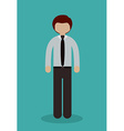 Businesspeople design vector image