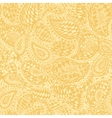 Geometric doodle seamless wallpaper pattern vector image