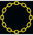 Chain vector image