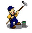 Paint Boy vector image