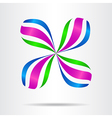 Abstract logo 026 vector image