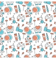 modern seamless pattern texture background vector image