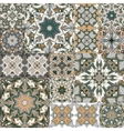 Seamless background pattern Will tile endlessly vector image
