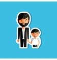 family member design vector image