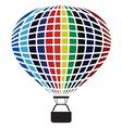 Balon leteci4 vector image