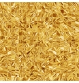 Gold mosaic background EPS 10 vector image