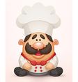 Cute Chef vector image