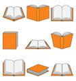 Book icon-Education vector image vector image