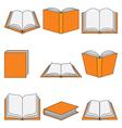 Book icon-Education vector image
